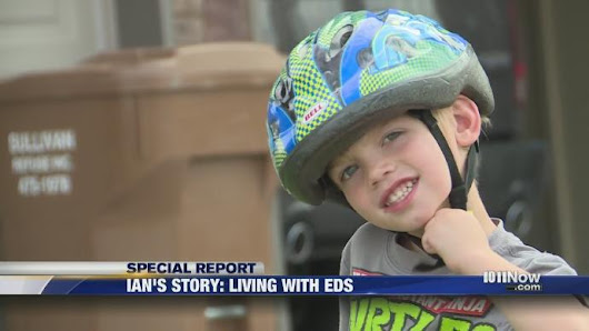 Ian in Lincoln Neb: Living with EDS - EDSAwareness.com