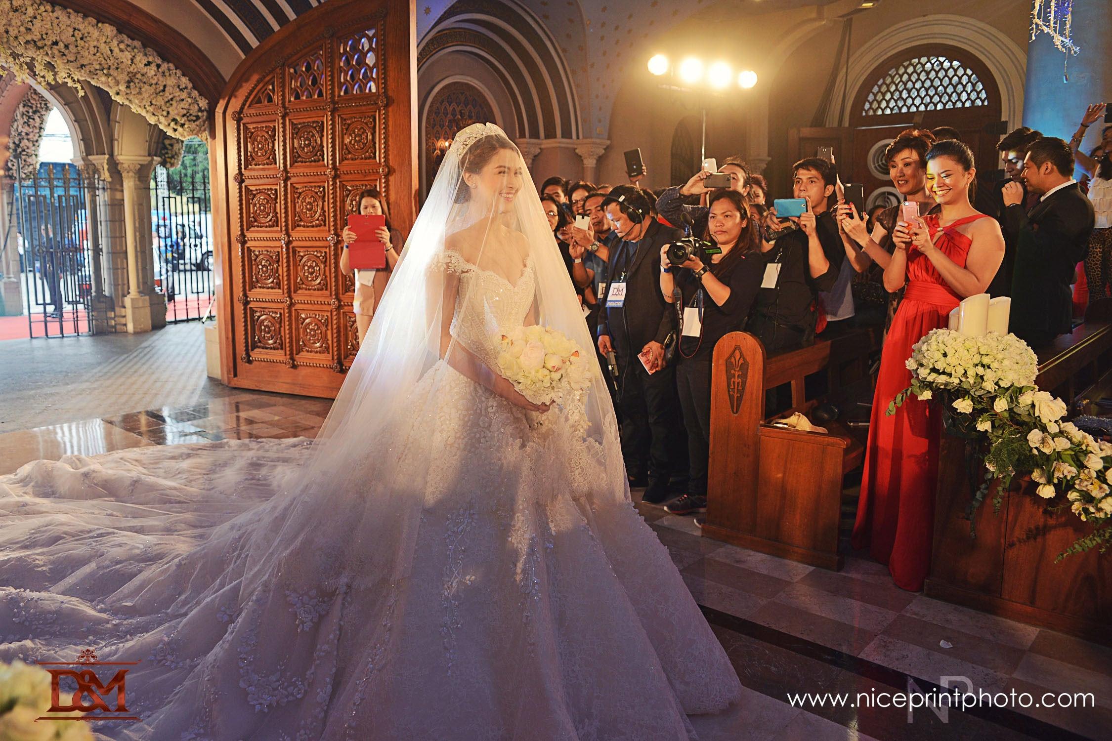 Dingdong Dantes Marian Rivera Royal Wedding In Photos Inquirer