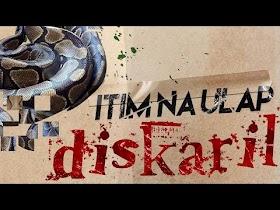 Diskaril by Itim Na Ulap [Official Lyric Video]