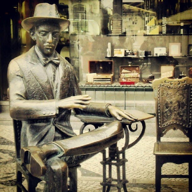 Café A Brasileira, Lisboa