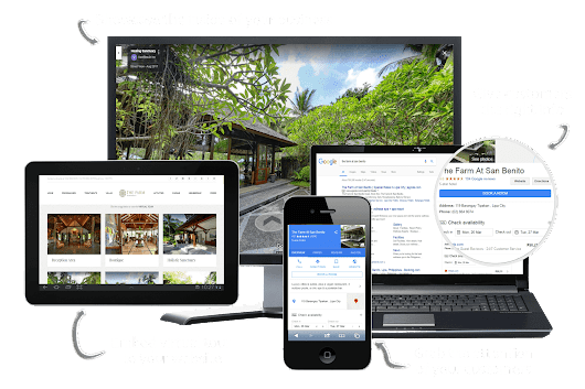 Google Street View Indoor | Trusted for Business 360° Virtual Tour.