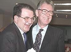 Romano Prodi e Mario Monti