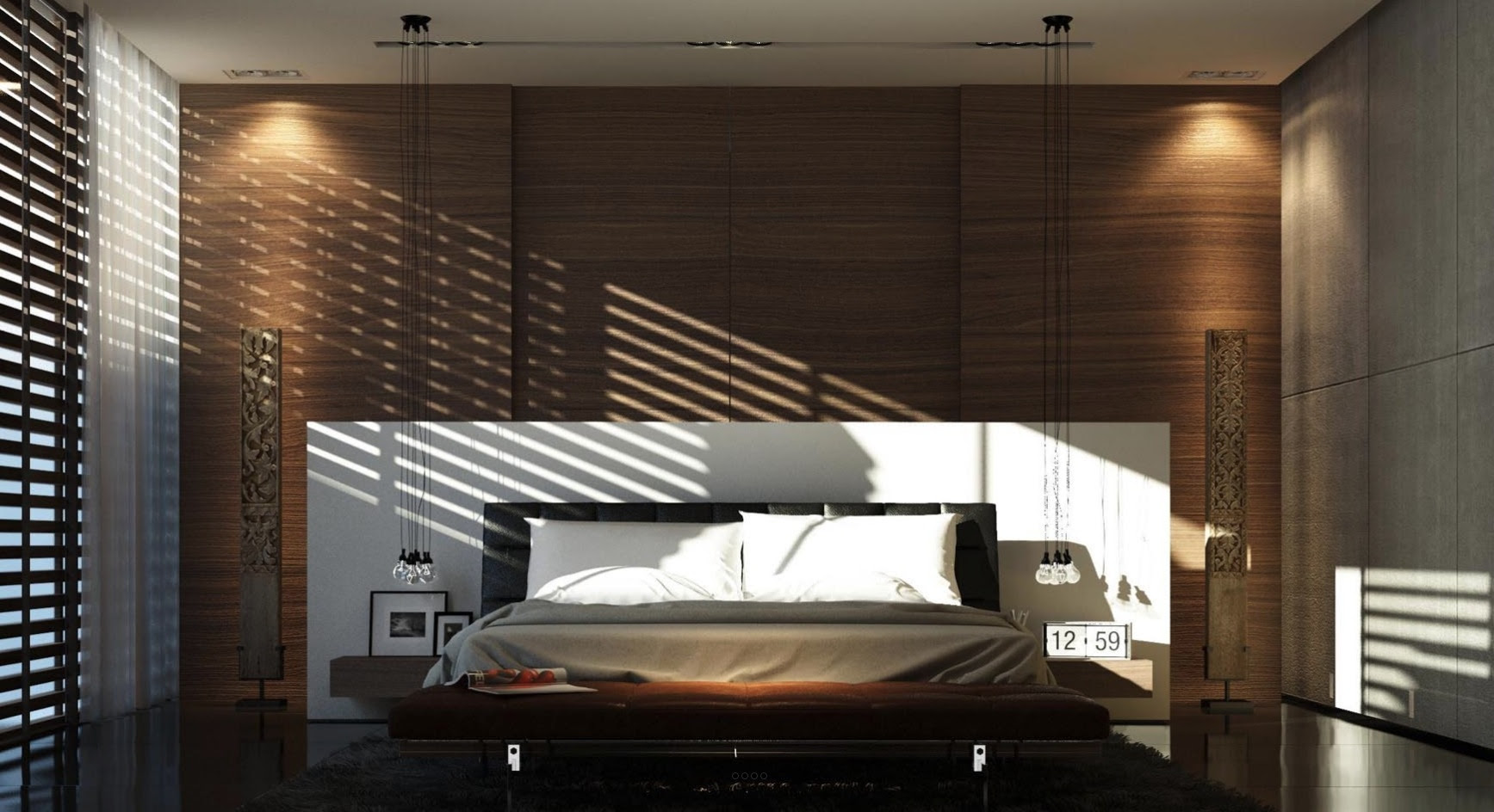 21 Cool Bedrooms for Clean and Simple Design Inspiration