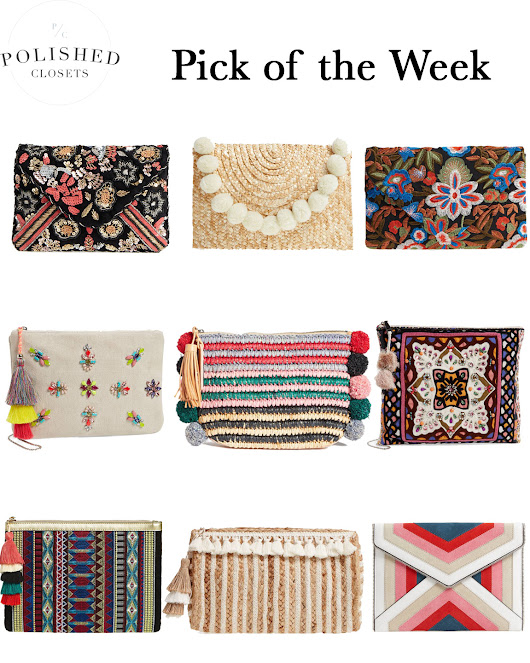 The top 9 statement clutches for spring and summer