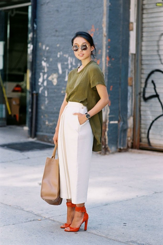 most glamorous and gorgeous culottes outfits ideas – the