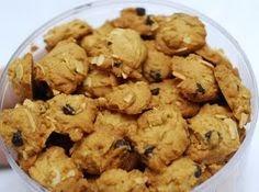 Tips : Menyimpan Biskut Dan Kek.