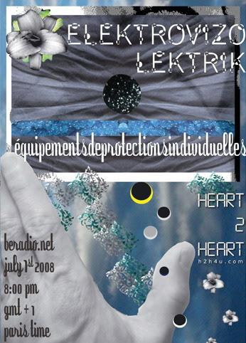 h2h EPI - h2h4u - heart to heart - with elektrovizo, lektrik