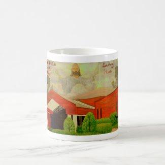 Purposely, Unselfishly, Serving Him;Mug Coffee Mug