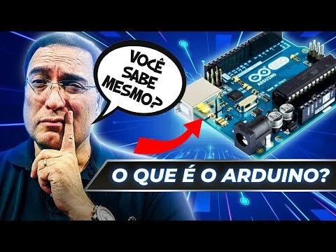 O que é o Arduino? Você sabe mesmo?