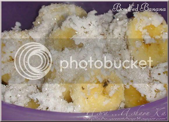 Bowled Bananas