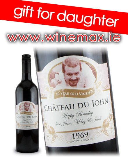 40th birthday gifts for daughter ireland 40th birthday gift to give to ...