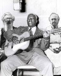 Jesse, Lula and Leadbelly