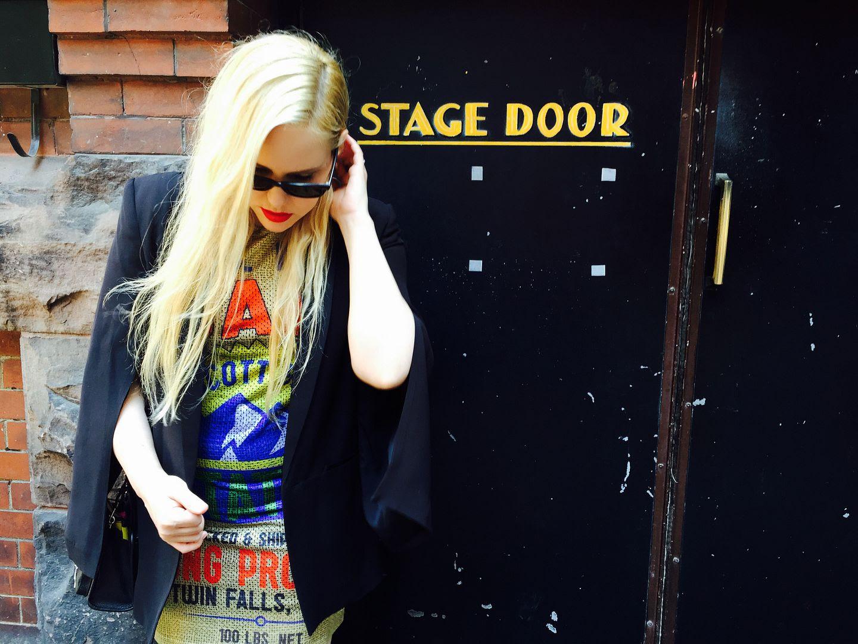 photo cailli beckerman-beckermanblog-jeremyscott potato sack dress- comme des garcons purse-coach bag-toronto-5_zps8bugeaxn.jpg