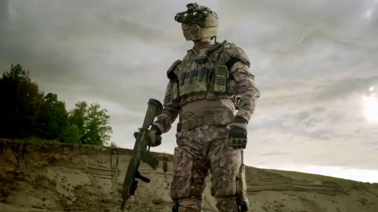 TALOS, el nuevo traje Iron Man que tendrán los soldados norteamericanos. Estará disponible en 2018