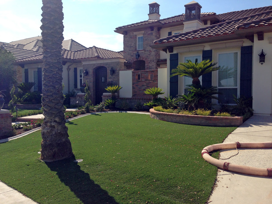 Synthetic Grass Cost Lancaster California Home And Garden Front