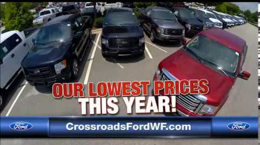 crossroads ford wake forest 2014 closeout 9 26 14. Cars Review. Best American Auto & Cars Review