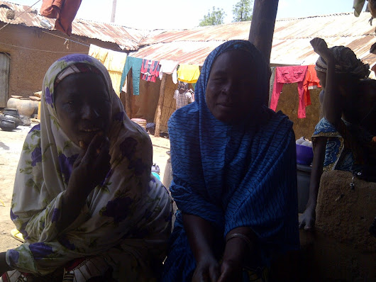 """We Want To Be Empowered,"" Bagega Women"