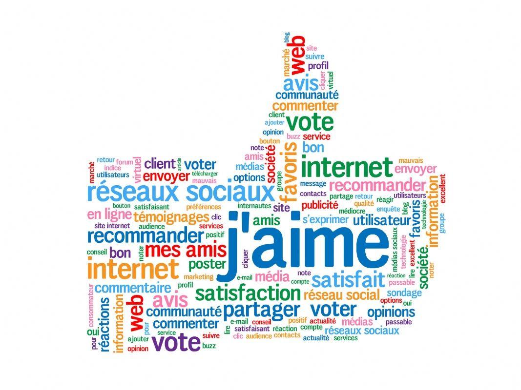 Media społecznościowe - nagłówek - Francuski przy kawie