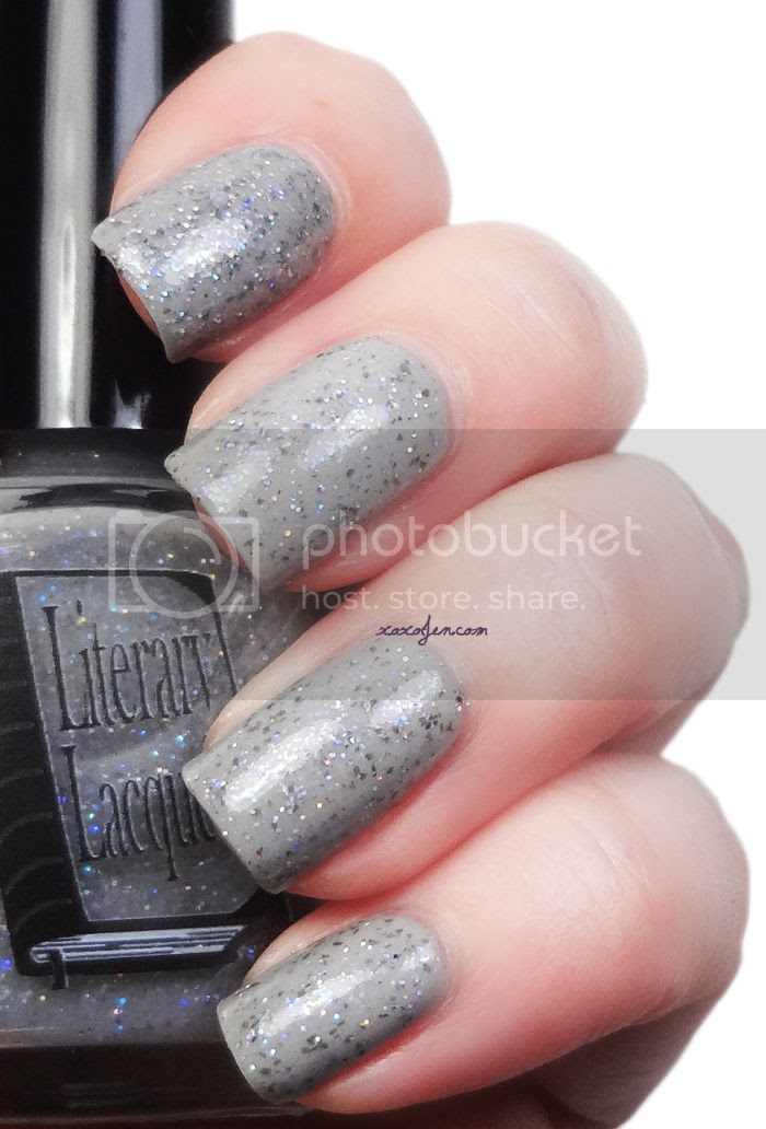 xoxoJen's swatch of Literary Lacquer - Annabel Lee