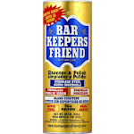Bar Keepers Friend Cleanser & Polish - 21 oz canister