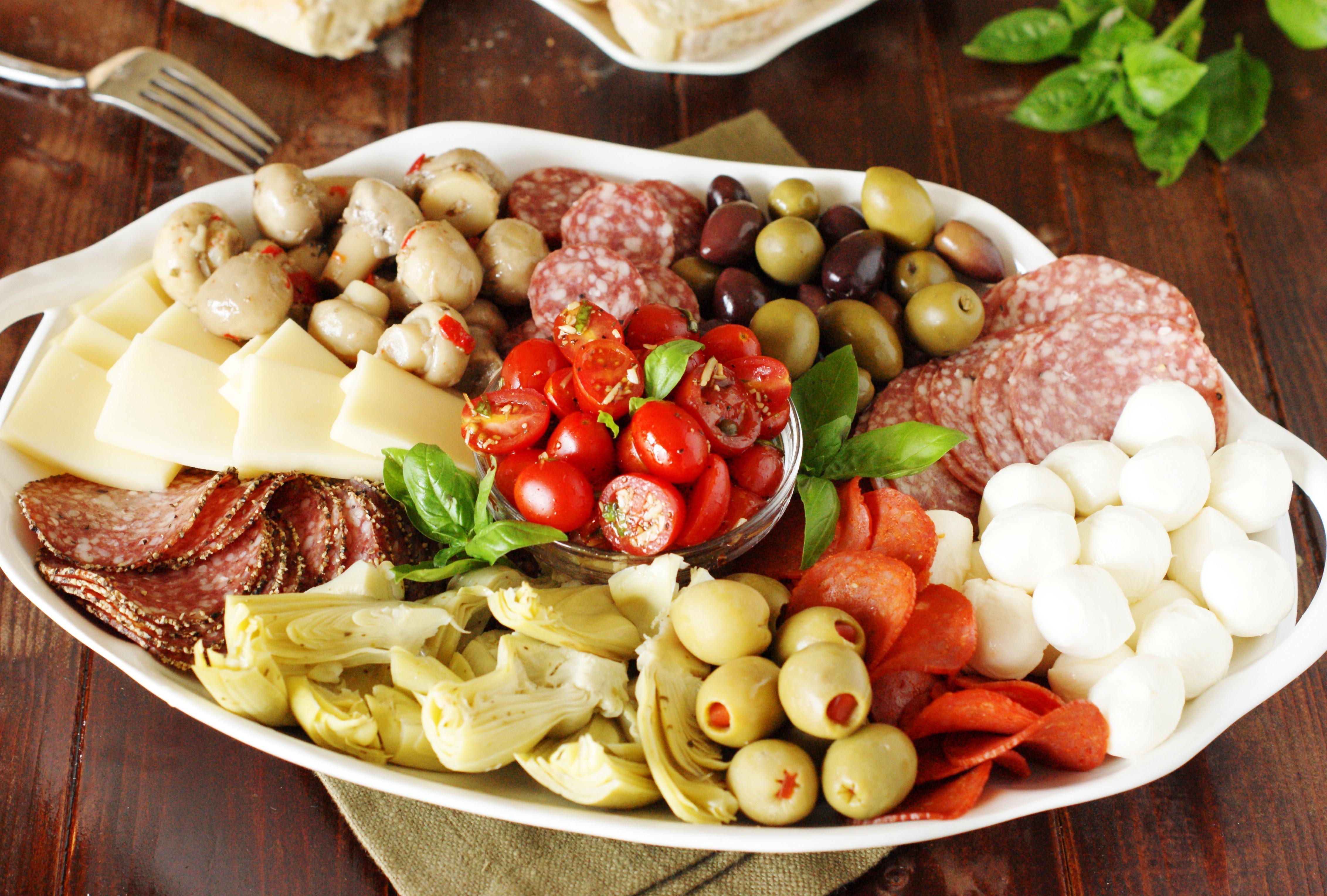 Image result for antipasto platter