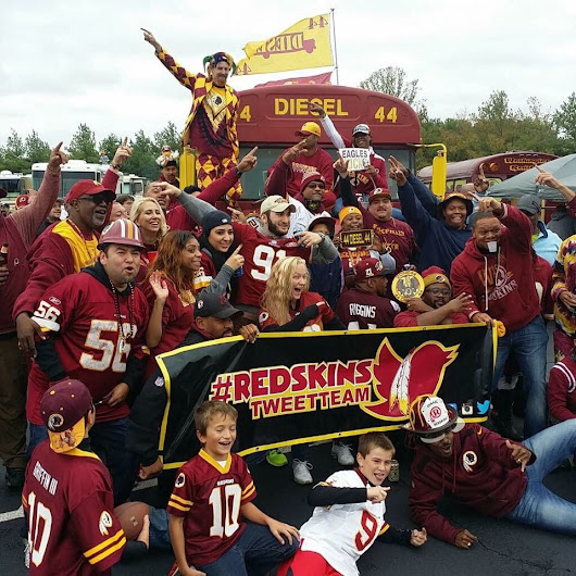 "What does ""HTTR"" mean in Reference to the Washington Redskins?"
