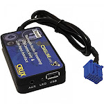 Crux bluetooth streaming for select honda vehicles 1998-2005