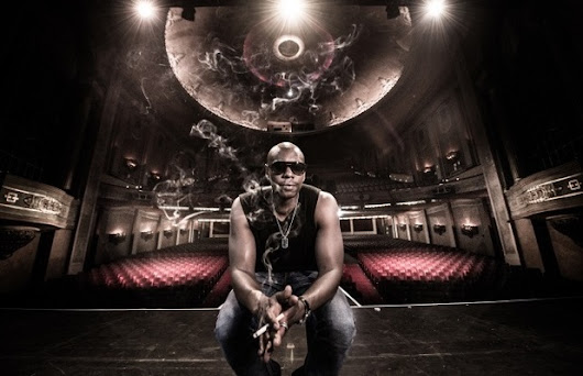 Dave Chappelle's Juke Joint hits London tonight for 2 nights only!