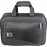 Kaces KBO-CLBK Lightweight Hardshell Clarinet Case, Black