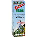 Olbas Inhalant and Massage Oil, Aromatherapy, Penetrating Vapors - 0.32 fl oz