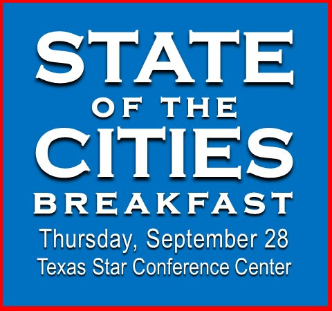 State of the Cities Breakfast 2017 - Sep 28, 2017