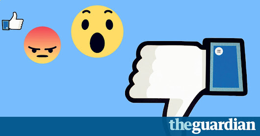 2016: the year Facebook became the bad guy | Technology | The Guardian