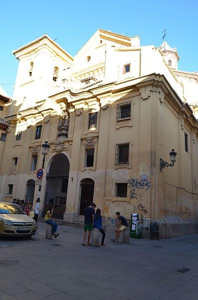 File:Iglesia de Santa María Magdalena,Granada.JPG