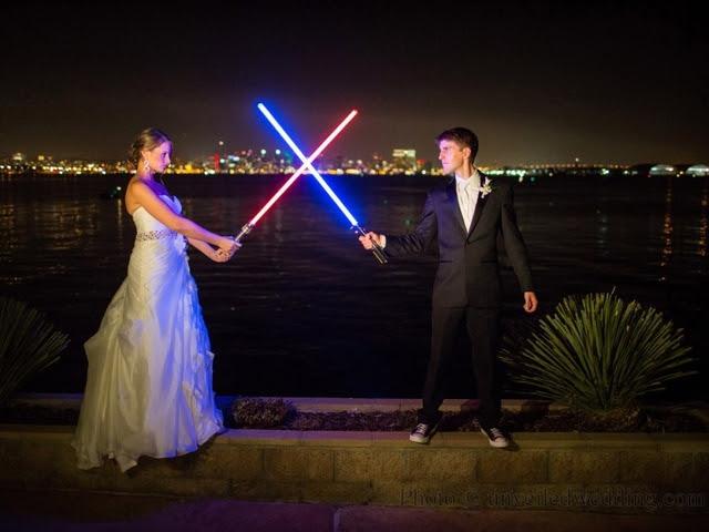 Planning A Star Wars Themed Wedding WEDDING MANIAC