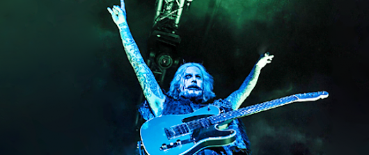 John 5 & The Creatures Haunt Highline Ballroom, NYC 3-16-16