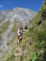 Helen, Rabbit Pass