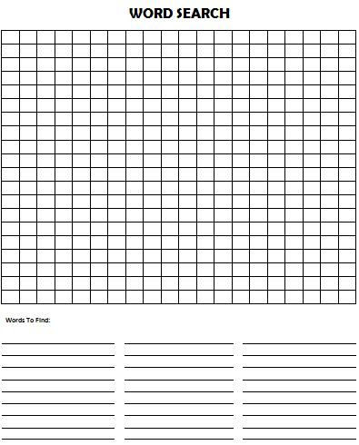1000+ images about Word Search on Pinterest | Free printable word ...