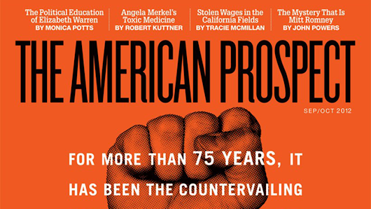 How the American Prospect changed policy journalism