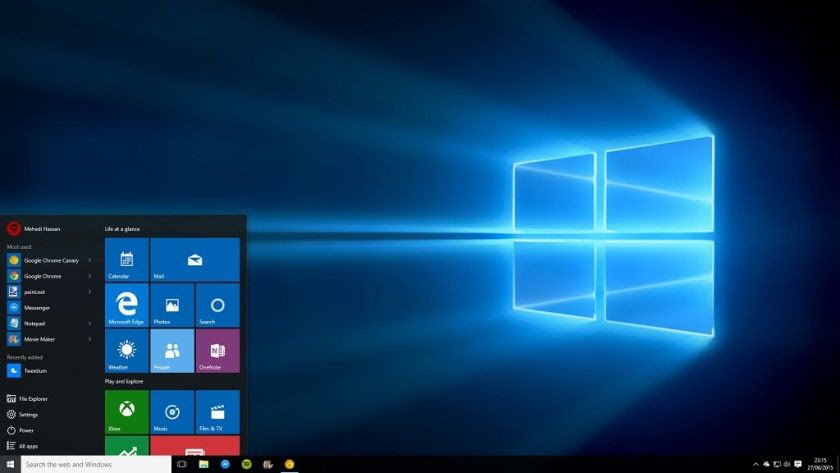 ¿Está Windows 10 desinstalando aplicaciones unilateralmente?