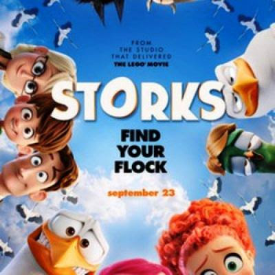 Storks lyrics - Soundtrack for Movie