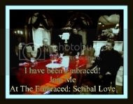 The Embraced: Scribal Love