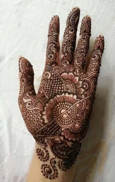 Hand Mehndi Designs For Unique: 10 Unique Hand Mehandi Designs