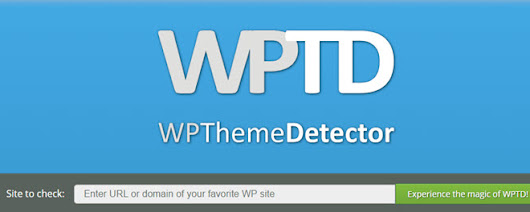 3 Best Online Tools to Detect WordPress Theme and Plugins - TechSini