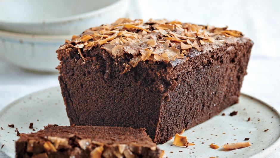 Chocolate-Coconut Pound Cake | Bon Appetit Recipe