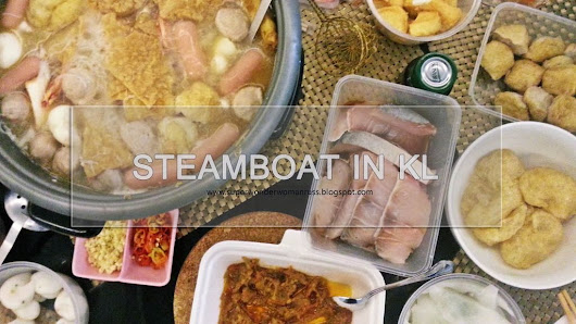 Food Trip: Home-Cooked Steamboat in KL
