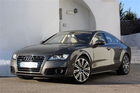 2012 Audi A7 Cars