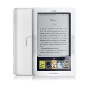 Barnes and Noble NOOK eBook Reader (WiFi only) [ Black & White ]