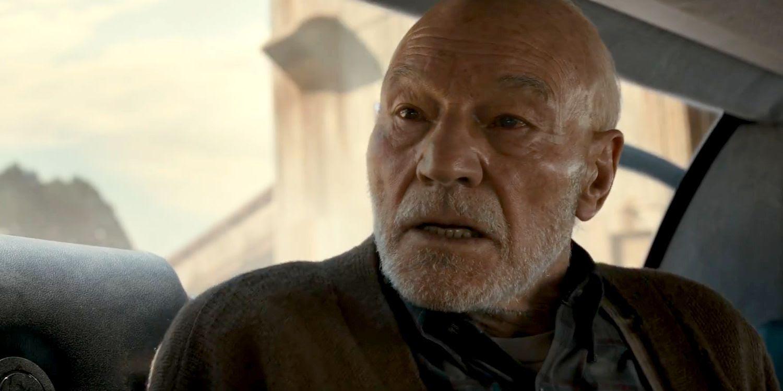 Legion: Patrick Stewart Open to Reprising Professor X