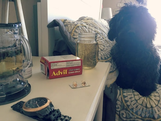 Surviving Another Winter with Advil Cold and Sinus