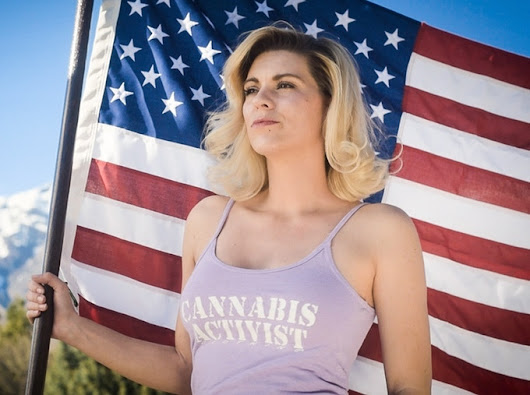 Cannabis Activist Clothing - Be Heard Without Saying A Word